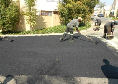 Road Construction Port Elizabeth