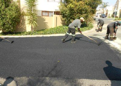 Road Construction Port Elizabeth