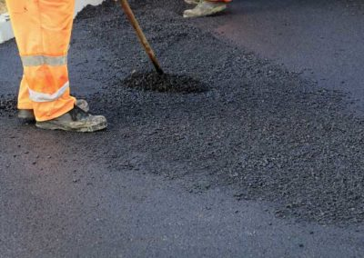Asphalting Services